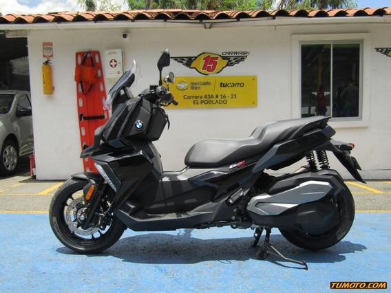 Motos Bmw C400x