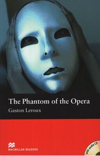 The Phantom Of The Opera - Macmillan Readers Beginner + Audi