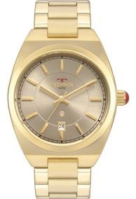 Relógio Technos Feminino Trend Original Garantia 2117lat/4c
