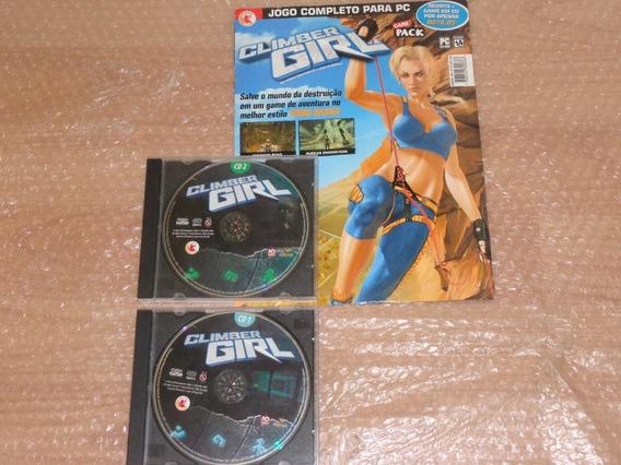 Climber Girl - Pc - Frete R$ 20 - Estilo Tomb Raider