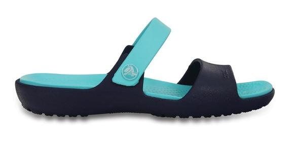 Sandália Crocs Confortável Feminino 34 E 35 Promoção