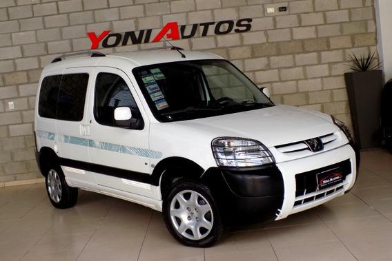 Peugeot Partner Patagonica Vtc Hdi 2013 --u-n-i-c-o- Permuto