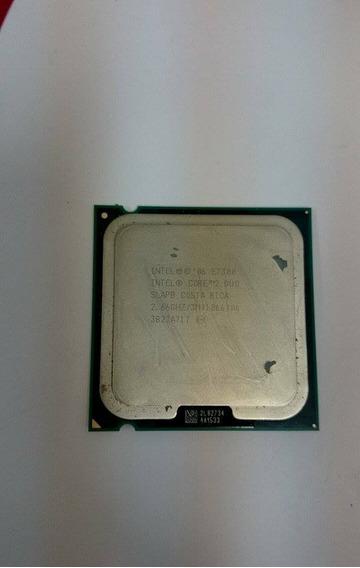 Processador Intel Core2 Duo Socket 775 2.66ghz/3mb/1066/06