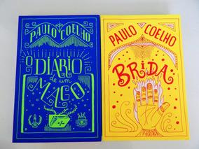 Paulo Coelho - Brida E O Diário De Um Mago - Frete Grátis