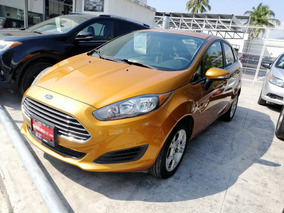 Ford Fiesta 1.6 Se Sedan Mt 2016