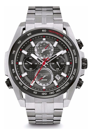 Reloj Bulova Precisionist 98b270 48mm Cronógrafo 1/1000