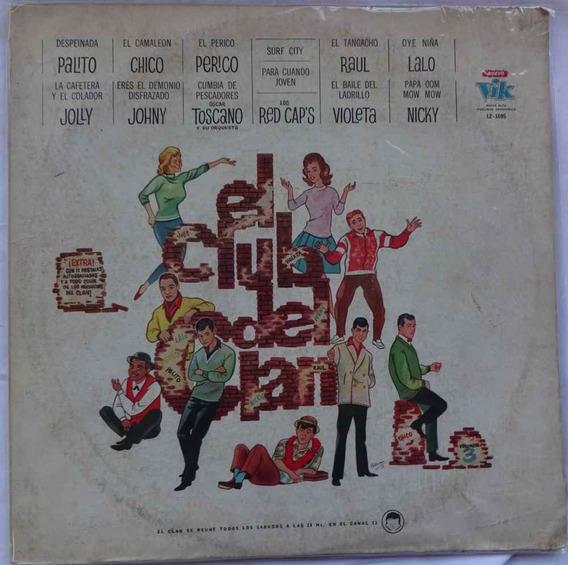 Vinilo Lp / El Club Del Clan Volumen 3