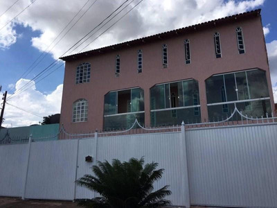 Excelente Sobrado De 3 Pavimentos + Casa De Apoio De 2 Quartos. - Villa114345