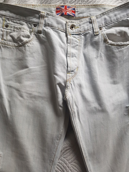 Mikino Jeans Talle 32 Anchos