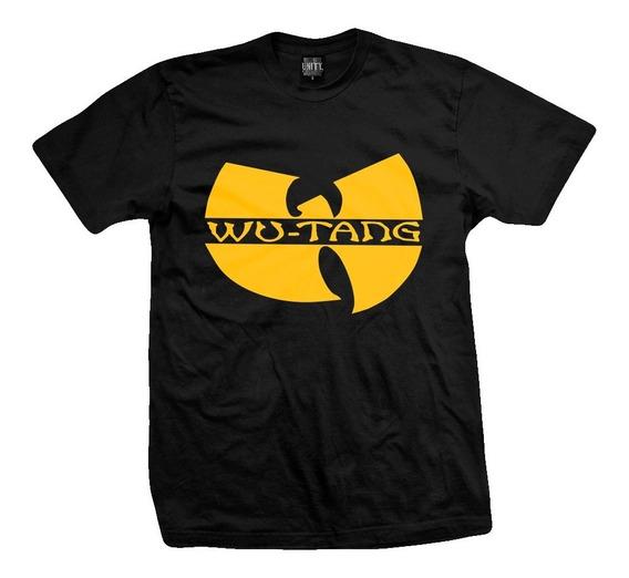 Remera Wu Tang Clan - Classic