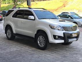 Toyota Hilux Sw4 Srv 4x4 3.0 Automatico 2015
