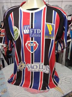 Camisa Do Mac São Luís Do Maranhão De Jogo #22