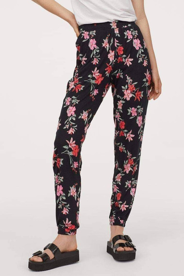 Pantalón De Verano Mujer L