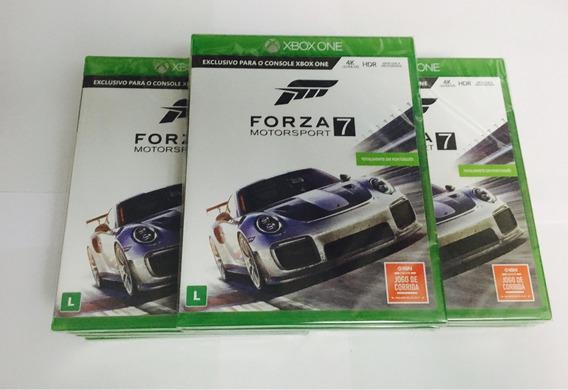 Forza 7 Motorsport Xbox One Lacrado-mídia Fisca