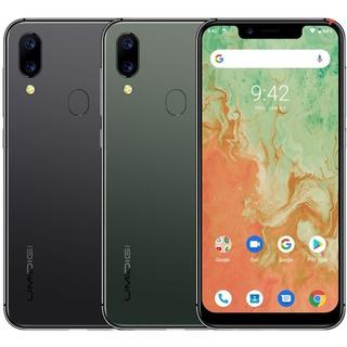 Smartphone Umidigi A3s Com Android 10- Relogio Brinde