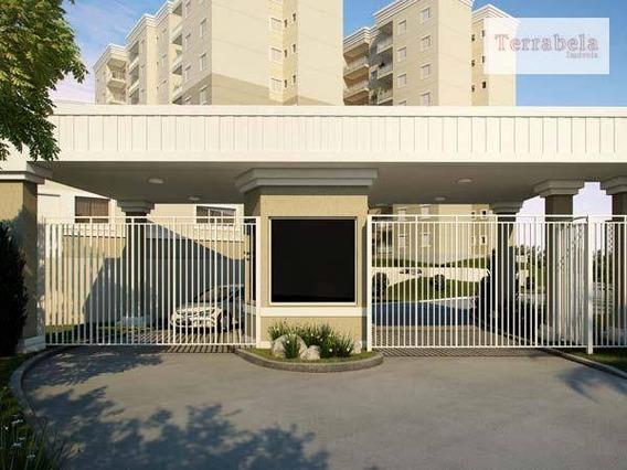 Apartamento Com 2 Dormitórios À Venda, 60 M² Por R$ 331.000,00 - Jardim Bandeirantes - Louveira/sp - Ap0009