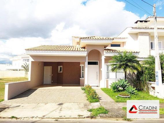 Casa Em Condominio Com 3 Suites - 4 Vagas De Garagem - Ca1601 - Ca1601