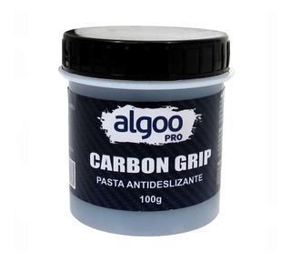 Graxa Atrito Algoo Pro Carbon Grip Aperto Carbono 100g