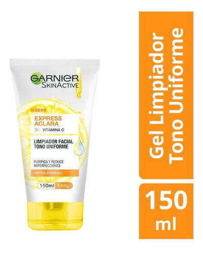 Gel Limpiador Garnier Vitamina C - mL a $116