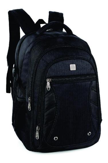 Mochila Notebook Polo King Mn51546pk Preta