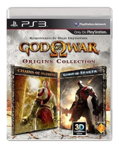 God Of War Origins Collection - Ps3 - Usado - Original