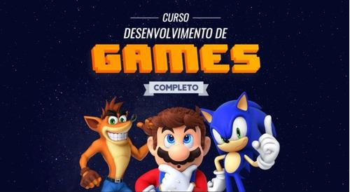 Aula Online Desenvolvimento De Games