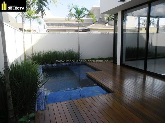 Casa 4 Suítes Condomínio Quinta Do Golfe Em São José Do Rio Preto Para Venda - Ccd4177