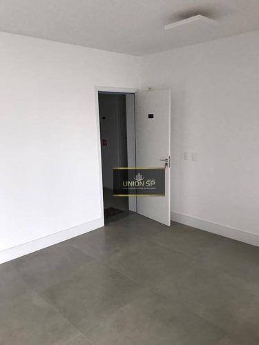 Apartamento Com 3 Dormitórios À Venda, 82 M² Por R$ 932.800,00 - Saúde - São Paulo/sp - Ap46833