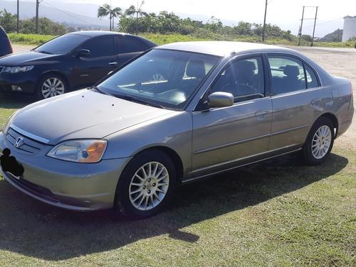 Honda Civic 1.7 2001 Completo