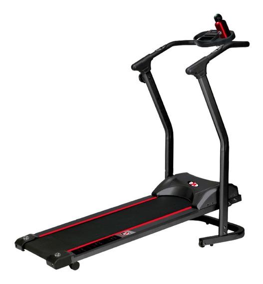 Caminadora Magnética Trotadora Plegable Gym Leda K6 Fitness