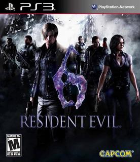 Resident Evil 6 Ps3 (entrega Inmediata)