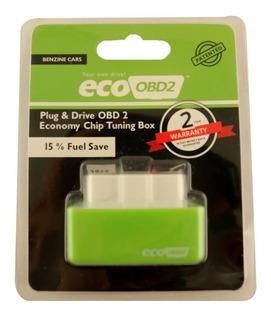 Chip Economiazador Ecoobd2 Reduce Nafta Del Motor