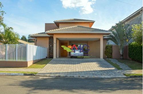 Excelente Imóvel No Condomínio Shambala Ii Em Atibaia - Ca0265