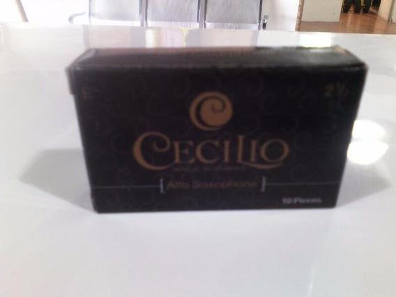 Caja De Cañas Cecilio Clarinete