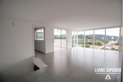 Acrc Imóveis - Apartamento À Venda No Bairro Fortaleza, Com 03 Suítes E 03 Vagas De Garagem - Ap02481 - 33907172
