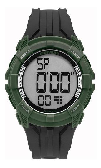Relógio Mormaii Wave Sport Digital Cronógrafo Mo18771ab/8v