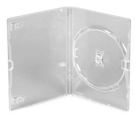 Kit 80 Capa Box Preto/branco P/ Cd-dvd- Liquidação!