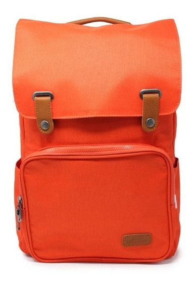 Mochila Backpack Con Compartimiento Para Laptop Color Varios