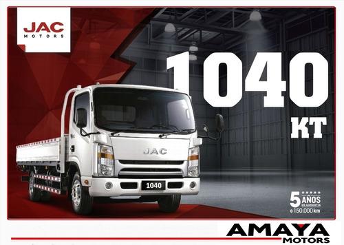 Amaya Camion Jac Hfc 1040 Kt Abs Precio Iva Inc. U$s 23.990