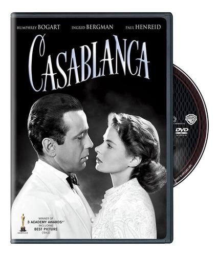 Imagen 1 de 3 de Dvd Casablanca