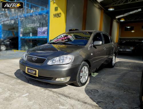 Imagem 1 de 8 de  Corolla 1.8 16v 4p Seg Automático