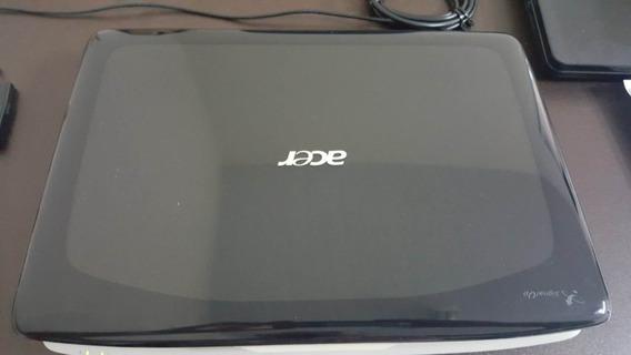 Notebook Acer Aspire 4520 - Funcionando