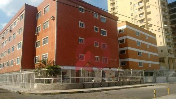 Kitnet Com 1 Dormitório À Venda, 30 M² Por R$ 103.000,00 - Aviação - Praia Grande/sp - Kn0103