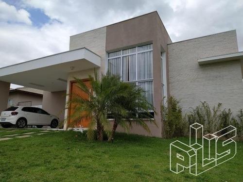 Imagem 1 de 13 de Casa À Venda Em Condominio Solar Do Bosque - Ca003687