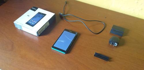 Sony Xperia Z2a D6563 Turquesa