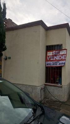 Casa En Venta En Fraccionamiento Los Conventos Ii, Guadalupe.