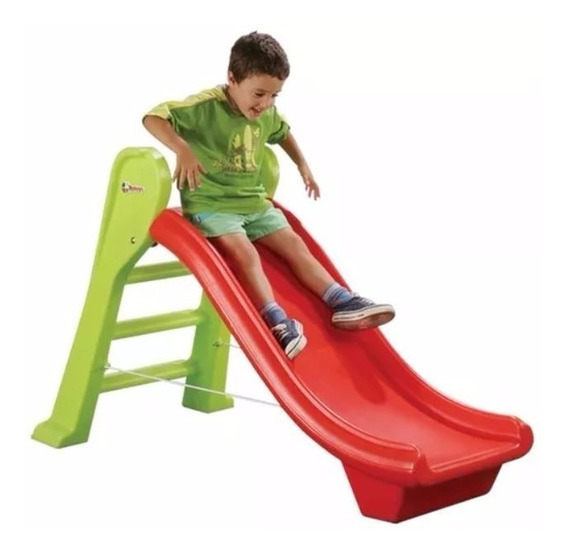 Tobogan 4 Escalones Plegable Rotoys 2 A 6 Años Ext/int