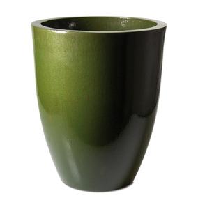 Vaso Finottato Sl6074c Forest 34,5cm Verde Jj