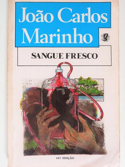 Livro: Sangue Fresco João Carlos Marinho