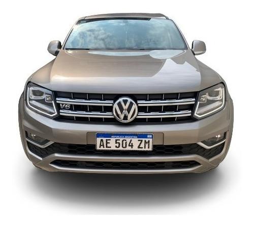 Imagen 1 de 11 de Volkswagen Amarok V6 Extreme 3.0 Tdi 258cv 4x4 Automática
